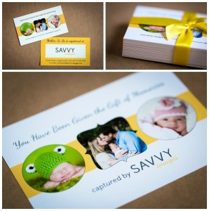 Savvy Images Newborn Gift Registry