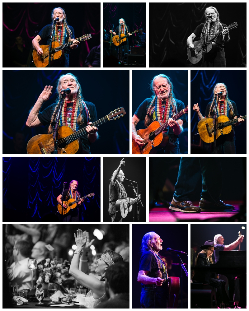 savvy images willie nelson concert