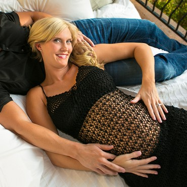 Savvy Images Maternity Photo Featured