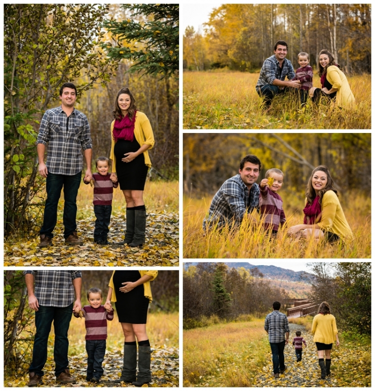 Anchorage Maternity Photos