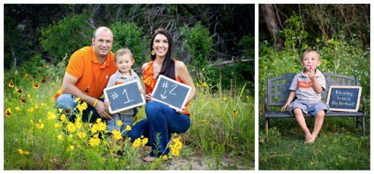 Savvy Images Pregnancy Announcement Photo session