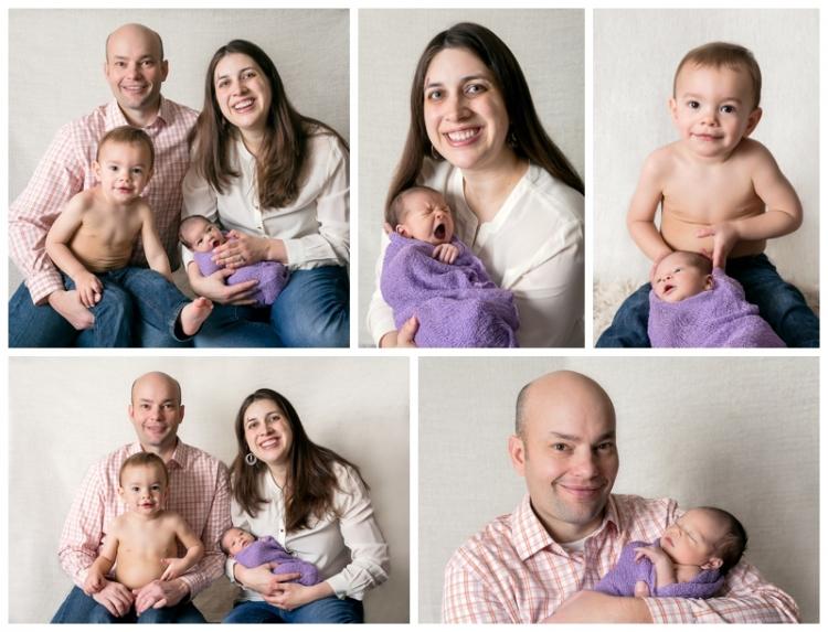 Anchorage Newborn Photos