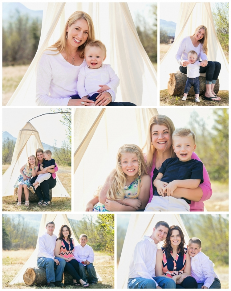 Savvy Images - Mommy and Me Mini Sessions - Anchorage, Alaska