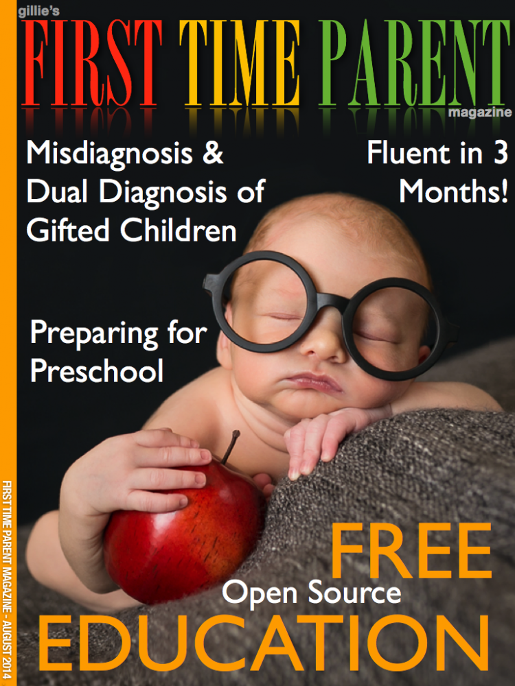 Savvy Images Newborn Photo Magazine Cover - Anchorage Newborn Photos