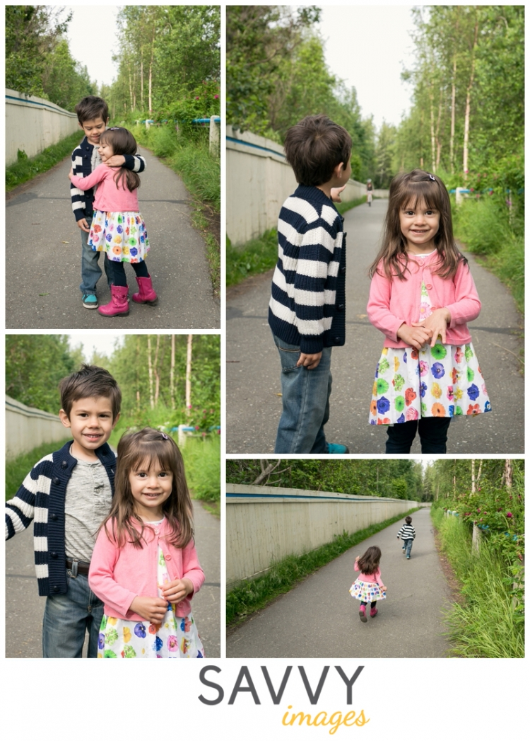 Anchorage Childrens photographer - Savvy Images