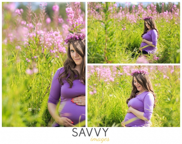 Anchorage Maternity Photographer - Maternity Photos - Savvy Images