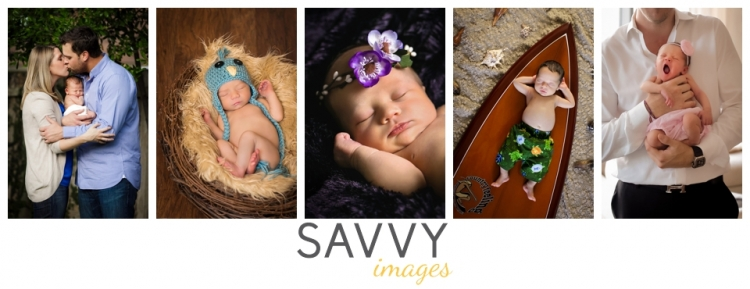Anchorage Newborn Photos - Tips and Timing - Savvy Images