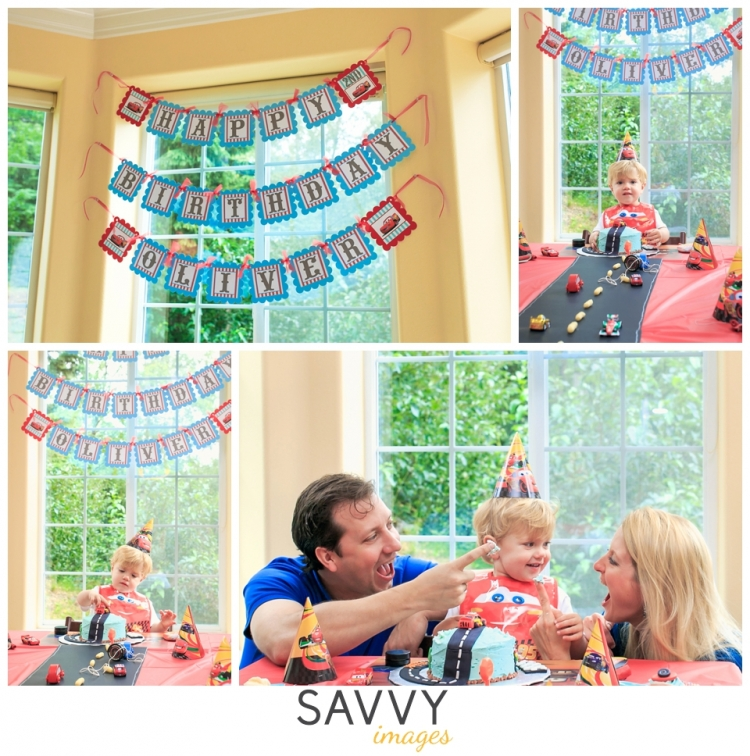 Anchorage Photographer - Savvy Images - Birthday Party Photos