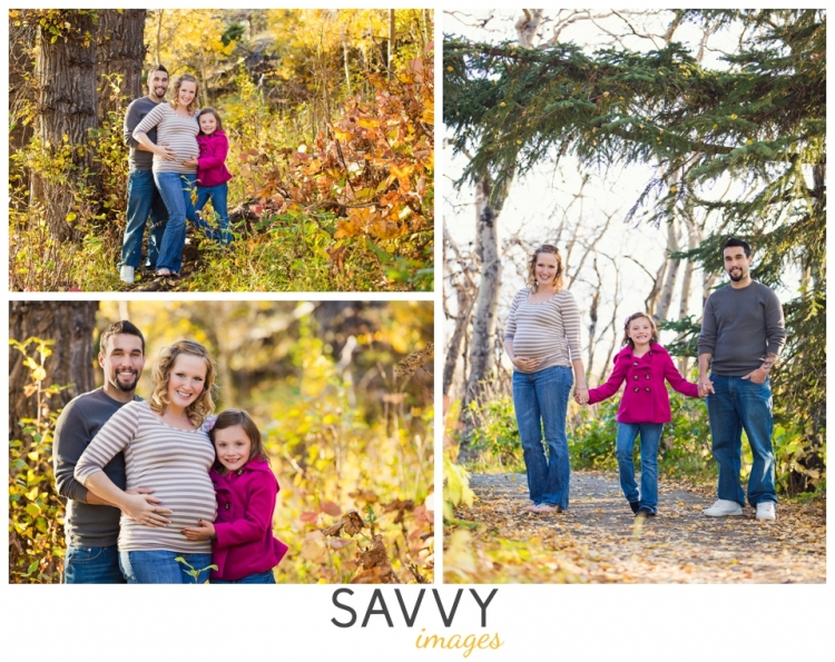 Savvy Images - Fall Maternity Photos - Anchorage Photographer