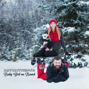 Savvy Images Pregnancy Announcement Photo Featured
