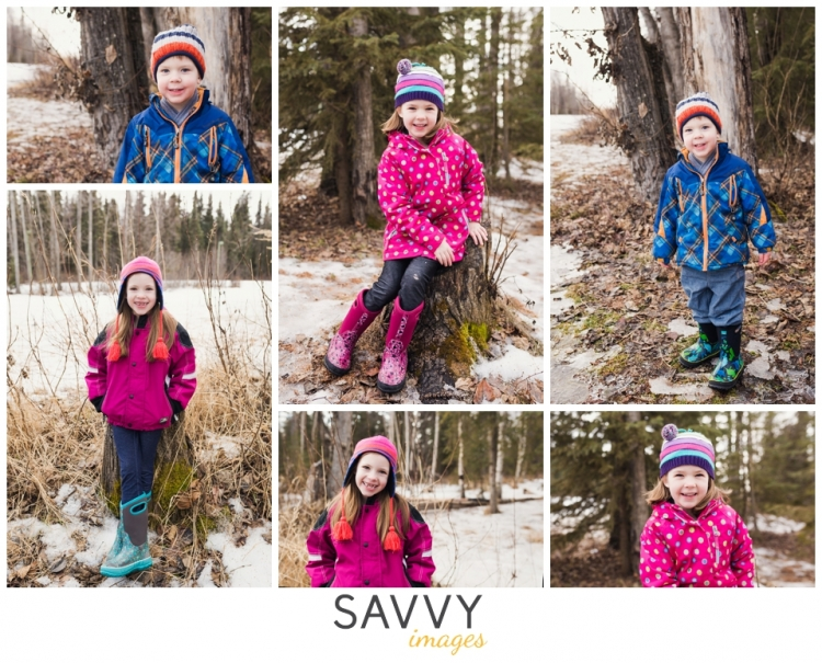 Colorful Family Photos - Savvy Images