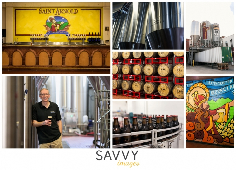 Travel Tuesday - Savvy Images - Saint Arnold Brewery - Houston Texas