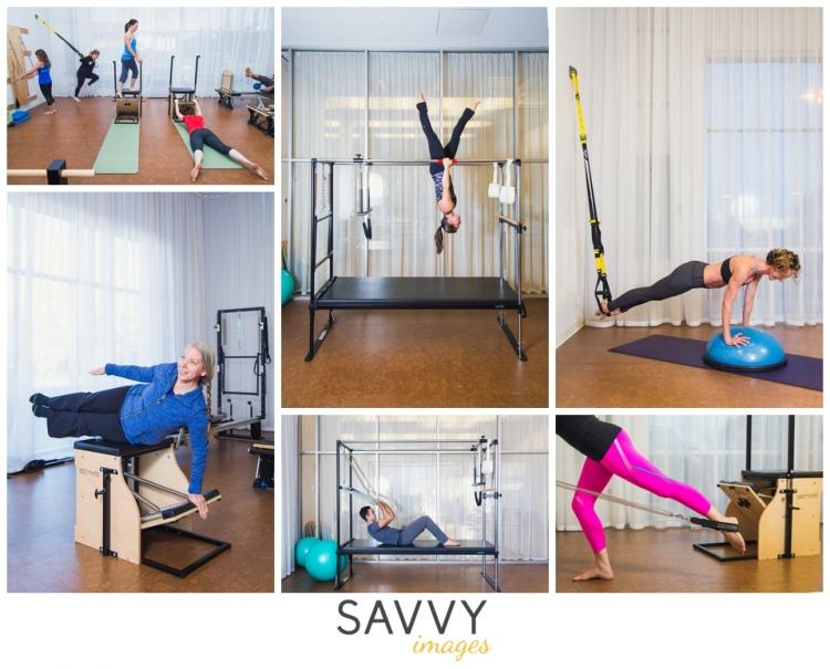Savvy Images - Core Pilates Studio Photos Anchorage