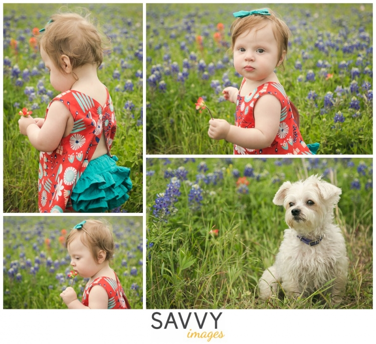 Savvy Images Houston Baby Photographer - Time for One Year Photographs