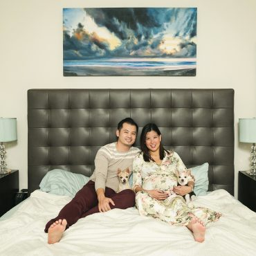 Houston Maternity Photographs