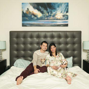 Houston Maternity Photographs